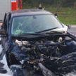 Смертельное ДТП в Гродно: в лобовом столкновении погиб один из водителей