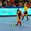 Женская сборная Беларуси завоевала золотые медали домашнего чемпионата Европы по индорхоккею
