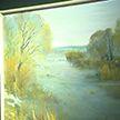 Выставка работ художника Леонида Гомонова открылась в Минске к 65-летию мастера