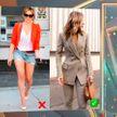 Выбираем пиджак: посмотрите неудачные примеры, чтобы не повторять ошибок