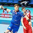 Гандболисты «Мешкова Бреста» добились пятнадцатой победы подряд в чемпионате Беларуси
