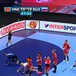 Сборная России обыграла команду Черногории на ЧЕ по гандболу среди женщин
