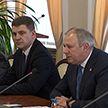 Премьер-министр Беларуси провёл переговоры с губернатором Архангельской области