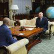 Александр Лукашенко провёл встречу с депутатом Верховной рады Украины Евгением Шевченко