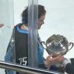 «Минские зубры» – чемпионы хоккейной Высшей лиги