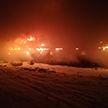 Пожар в парке-музее «Сула» ликвидировали спасатели