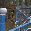 В Петриковском районе разрушается кладбище, но справиться с проблемой пока не могут