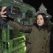 Новое место для селфи: необычная резиденция Деда Мороза появилась в Могилёве