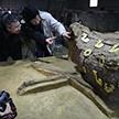 Древнюю колесницу обнаружили археологи в Китае