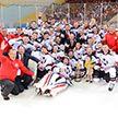Хоккей: гродненский «Неман» стал обладателем Кубка Салея