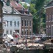 Грязевой поток смывал все на своем пути. На юге Бельгии – сильнейшее наводнение