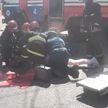 Toyota сбила пешехода в Гомеле: у девушки черепно-мозговая травма, ушибы локтя и колена