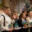 Акция «Наши дети»: праздничная встреча прошла в президентской библиотеке