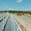 Строительство лыжероллерной трассы завершается в Гомеле