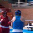 Виктория Кебикова завоевала серебряную медаль чемпионата Европы по боксу в Испании