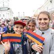День армянской культуры проходит сегодня в центре Минска