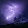 Восемь человек пострадали от удара молнии во Флориде