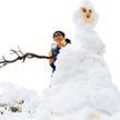 В Ливии и Египте выпал снег