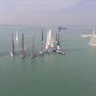 Роскошные яхты вышли в море: в Венеции на фоне пандемии прошла регата