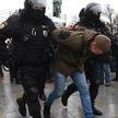 В Москве в ходе протестов пострадали 42 силовика – источник ТАСС