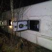Пассажирский автобус перевернулся в Нижегородской области, 25 пострадавших