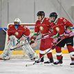 Команда Президента Беларуси одержала победу над хоккеистами Могилёвской области