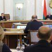 Лукашенко проводит совещание по ситуации с коронавирусом. Главное