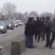 Газовые протесты в Украине: митингующие заблокировали трассу Киев – Харьков