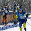 Состоялась мужская эстафетная гонка на 6 этапе Кубка мира по биатлону