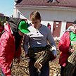 Всё больше молодых людей присоединяются к благотворительной акции «Восстановление святынь Беларуси»