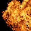 При пожаре в Браславском районе погиб мужчина