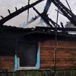 Пожар в доме в Волковысском районе: 60-летний хозяин попытался совладать с огнём и получил ожоги 20% тела