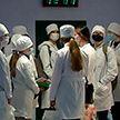 Очередной прививочный кабинет вне поликлиники открыли в медпункте Гомельского медицинского колледжа