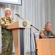 Пограничники побывали в гостях в Дзержинском районном социально-педагогическом центре и поздравили воспитанников с Днем знаний