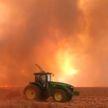 Лесные пожары  в тропических лесах Амазонки: сильный смог достиг Сан-Паулу