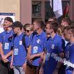Молодёжный поезд завершил путешествие по Беларуси