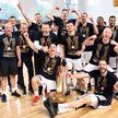 «Цмокi-Мiнск» 11-й раз подряд стали чемпионами Беларуси