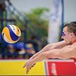 Александр Дедков и Павел Петрушко выиграли представительный турнир по пляжному волейболу