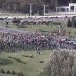 МВД: 4 октября в Беларуси прошли 10 протестных акций