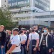 В Киеве прошли столкновения между националистами и сторонниками Медведчука