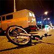 На проспекте Рокоссовского УАЗ сбил переезжавшего на красный велосипедиста