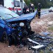 ДТП в Гродненском районе: погиб человек, возбуждено уголовное дело