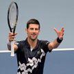 Новак Джокович разгромил Диего Шварцмана на итоговом теннисном турнире в Лондоне