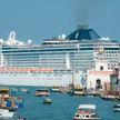 Венеция запретила круизным лайнерам швартоваться в центре города