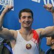 Белорусский гимнаст Егор Шарамков завоевал две медали на чемпионате Европы в Турции