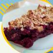 Вишневый крамбл – вкуснейший ароматный пирог к чаю. Рецепт с фото от телеведущей Екатерины Тишкевич