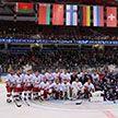 Любительский чемпионат со звездным составом участников: в Минске стартовал Рождественский турнир по хоккею