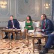 Российские журналисты после разговора с Лукашенко: Атаки на Беларусь – это, безусловно, атаки и на Россию
