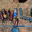 Тайник с боеприпасами и взрывчаткой нашли в Вороновском районе