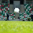 Стадион «Динамо» готовится принять тестовые соревнования по лёгкой атлетике ко II Европейским Играм